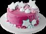 Детские торты на день рождения на заказ купить в Минске