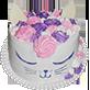 Заказать торт на день рождения девочке в Минске с доставкой